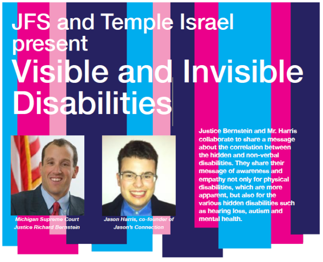 Visible and Invisible Disabilities