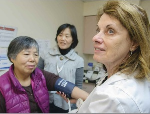 The JFS Patient Navigator Program Helps Chinese-Speaking Older Adults in Framingham