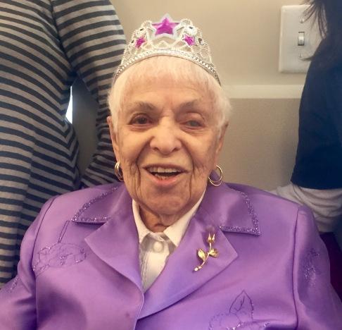 Ethel Sugarberg 100th Birthday-2